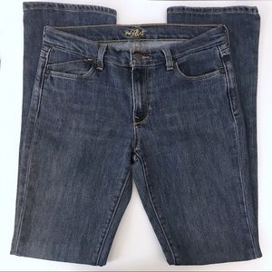 Old Navy The Flirt Boot Cut Jeans 8 Long Stretch